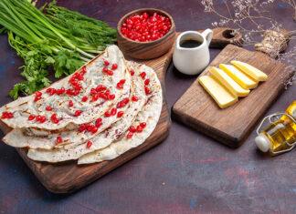 Linia do chleba arabskiego